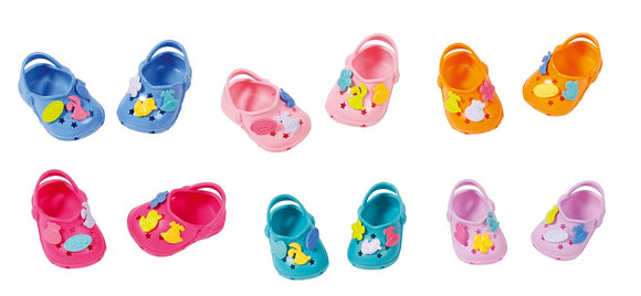 Baby Born Holiday Shoes Kengät pinneillä, eri värejä