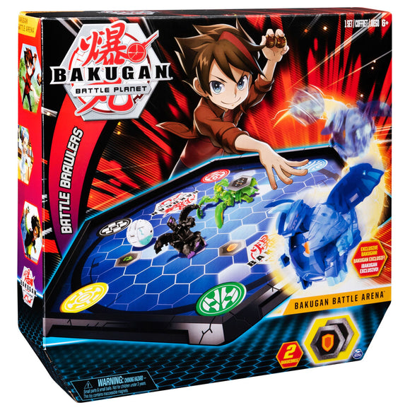 Bakugan Battle taisteluareena