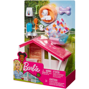Barbie furniture koirankoppi i