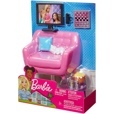 Barbie indoor furniture sohvasetti i