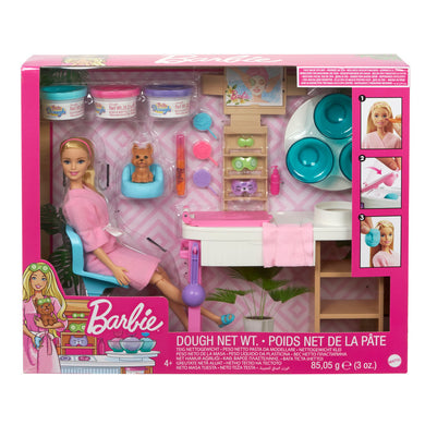 Barbie Face mask Playset i