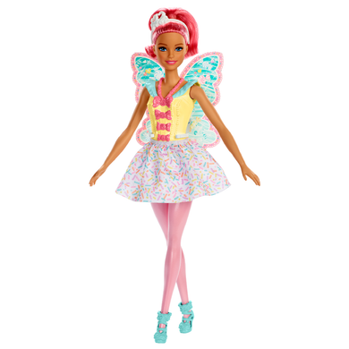 Barbie dreamtopia keijunukke