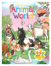 Create Your Animal World -Tarrakirja