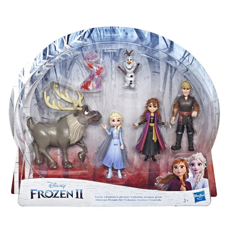 Frozen 2 Adventure Collection Figuurisetti