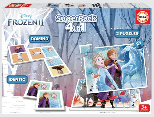 Disney Frozen Pelisetti, Educa