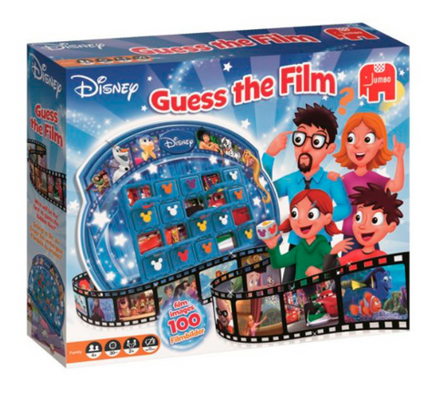 Guess The Film Disney-peli, JUMBO