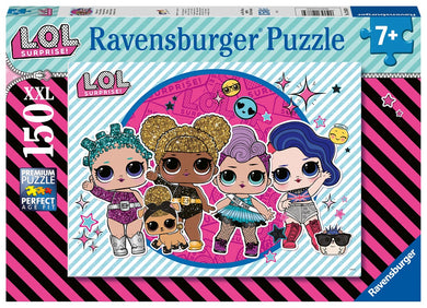L.O.L. Ready for Party palapeli 150 palaa XXL | Ravensburger