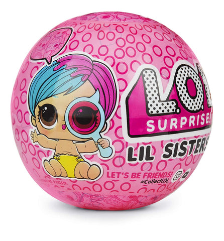 L.O.L. Surprise Lil Sisters Eye Spy