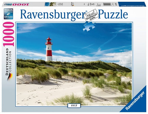 Lighthouse in Sylt palapeli 1000 palaa | Ravensburger