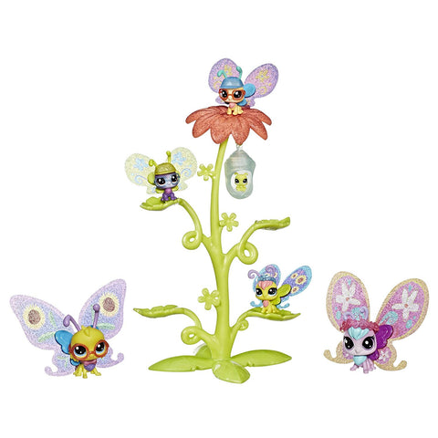 Littlest Pet Shop Premium Pet Perhoset
