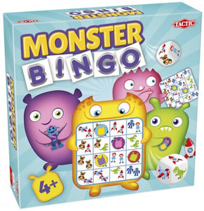 Monster Bingo i