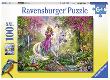 Magical Ride Palapeli 100XXL Ravensburger i