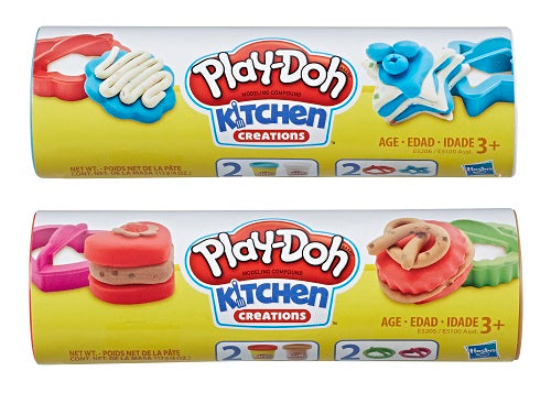 Play Doh -muovailuvaha Cookie Canister