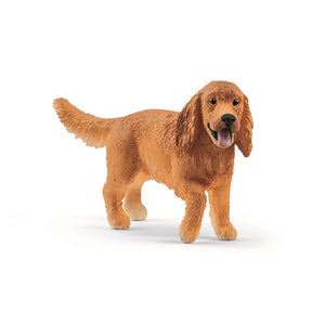 Schleich Englantilainen cockerspanieli (English cocker spaniel)