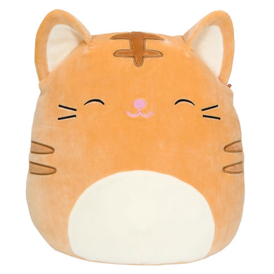 Squishmallows Nathan The Tabby Cat