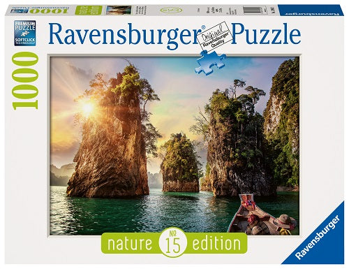 Three Rocks In Cheow Thailand Palapeli 1000 palaa | Ravensburger