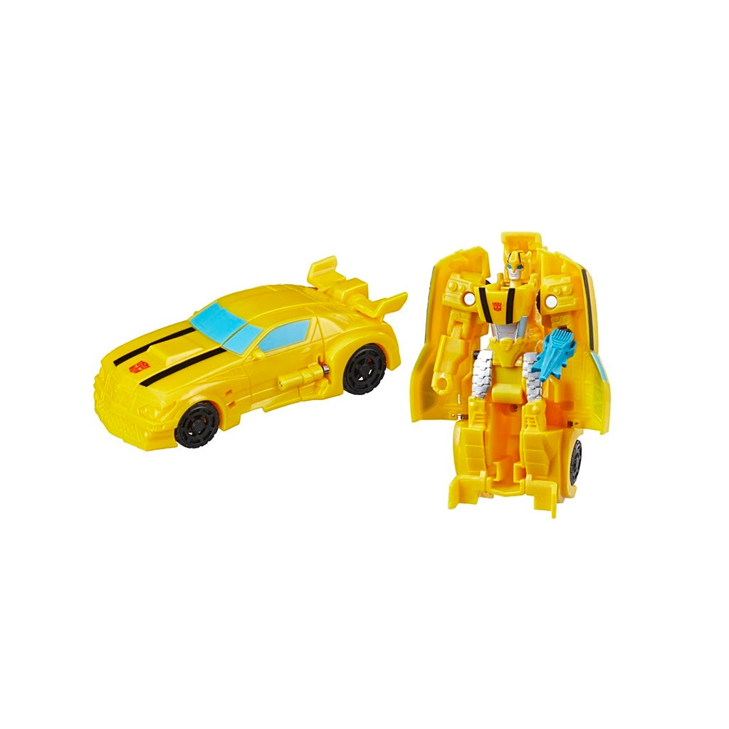 Transformers Cyberverse 1-step-changer
