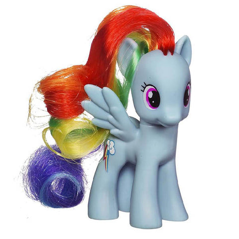 Rainbow Dash -My Little Pony lelu 8cm