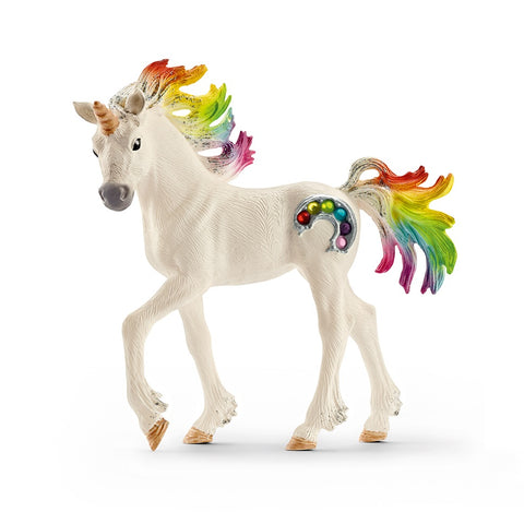 Schleich rainbow unicorn