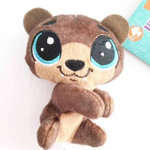 Littlest Pet Shop Clip-A-Pet -Hoffman Beary