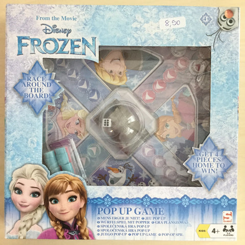 Frozen Pop-Up-peli
