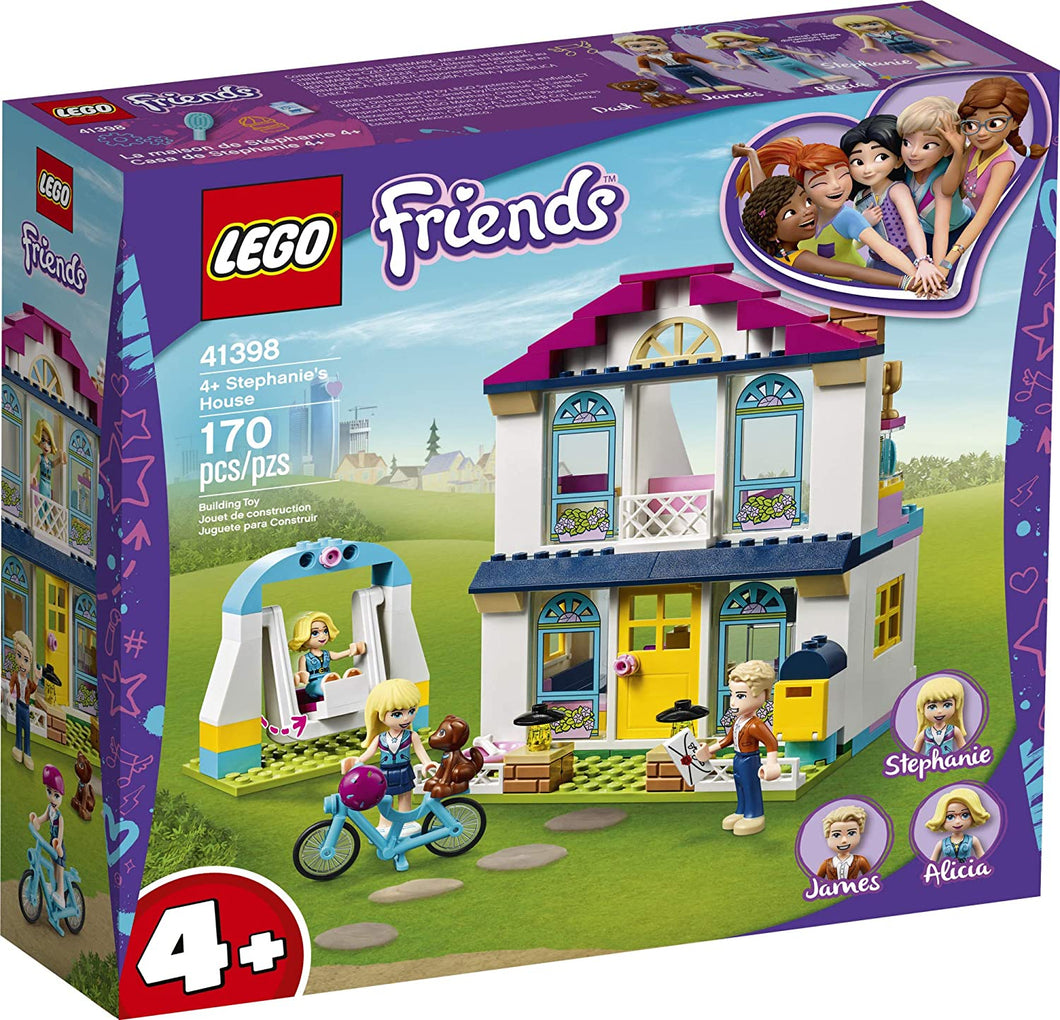 LEGO® Friends | Stephanien talo