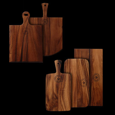Palate & Plate Wood assortment