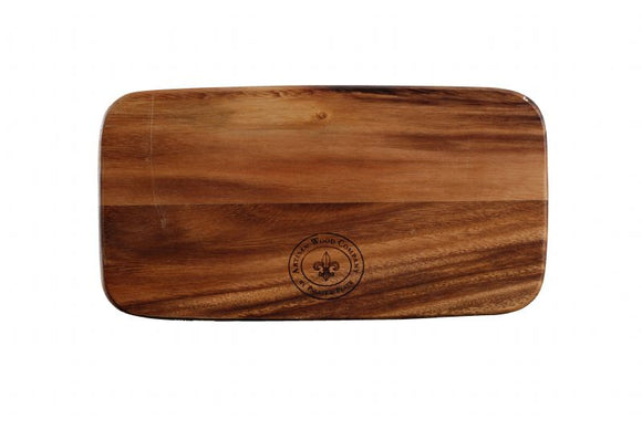 WP0712: Rustic Oiled Board 14 x 7