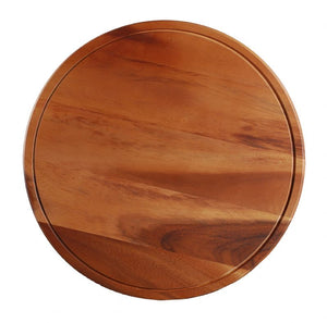 "WP0762: Round Board 15.75"" Top View"