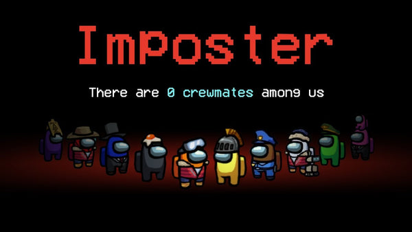 10 Imposters Among Us! for Among Us inspired blog by AJ Forrisi on Soesic Gaming