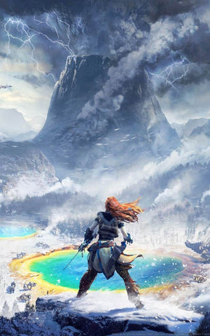 Horizon Zero Dawn as mentioned by AJ Forrisi in his article 'My Gaming Experience' for Soesic Gaming