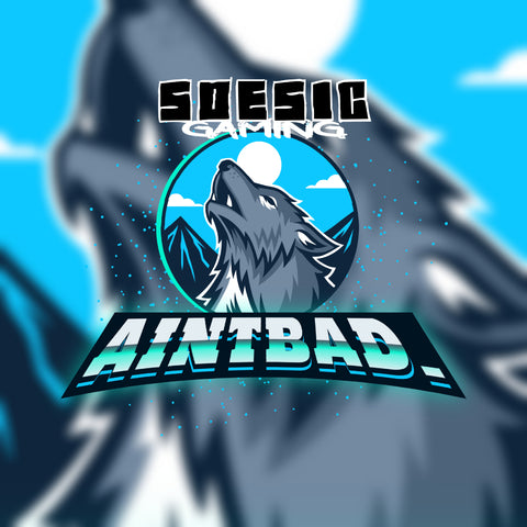 AintBad_ Twitch Channel as a Featured Streamer for Soesic Gaming