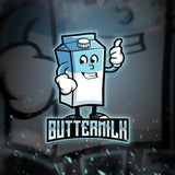 BUTTERMILK Twitch Channel as a Featured Streamer for Soesic Gaming