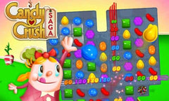 Candy Crush Saga blog by Uchenna Agwu as a Featured Content Creator for Soesic Gaming