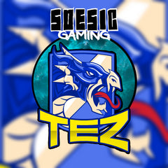 Tez Twitch Channel as a Featured Streamer for Soesic Gaming