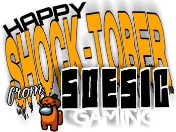 Soesic gaming clothes shocktober
