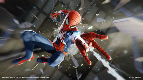 Spider Man Inspired Blog by AJ Forrisi on Soesic Gaming