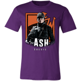 'R6S Ash Badge' Rainbow Six Siege Inspired men's short sleeve gamer t shirt-Soesic Gaming