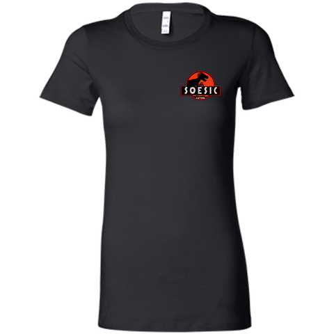 JurasSIC women's short sleeve t shirt-Soesic Gaming