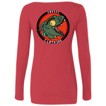 'Soesic Lil Psycho' Women's Long Sleeve T Shirt-Soesic Gaming