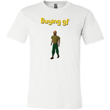 "Runescape "" Buying GF "" Noob Tee"