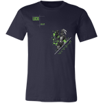 Lucio Overwatch Inspired men's short sleeve gamer t shirt-Soesic Gaming