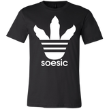 White Soesic Raptor Claw T-Shirt