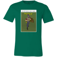 "Runescape "" Buying GF "" Hero Tee"