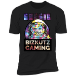 Bizkutz Gaming Men's Short Sleeve T Shirt ~ Bizkutz Gaming as a Featured Streamer for Soesic Gaming-Soesic Gaming