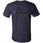 'Summoning Jutsu' Men's Short Sleeve T Shirt ~ JFAC as a Featured Streamer for Soesic Gaming-Soesic Gaming