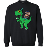 'Giddy Up Yosh' Crewneck Gamer Sweatshirt ~ ItsYoshh as a Featured Streamer for Soesic Gaming-Soesic Gaming