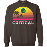 Critical Hit v2 Crewneck