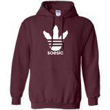 Soesic Raptor Claw - White Claw - Hoodie-Soesic Gaming
