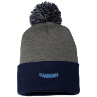 DannoGG Bobble-top Beanie